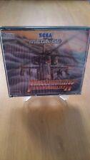 Sega Mega-CD thunderhawk OVP + instrucciones impecable
