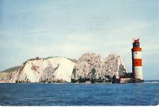 D 388 ISLE OF WIGHT - J.ARTHUR DIXON POSTCARD OF THE NEEDLES