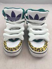Adidas Originals X Jeremy Scott bones SZ 5 Very Clean Very Rare Yeezy Jordan KD