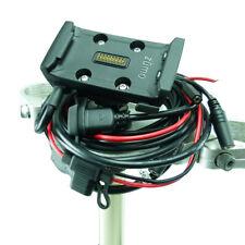 Gabel 10 Power Halter Hutmutter Motorrad Halterung Für Garmin Zumo 590 595 Für