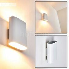 Applique murale Up/Down Lampe de corridor Métal blanc Lampe de bureau Luminaire