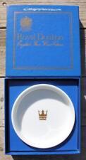 ROYAL DOULTON Bone China Ltd Ed ROYAL CRUISE LINE Trinket Pin Coin Dish NEW