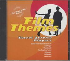 Secret Service Players - Film Themes CD, The World Is Not Enough, James Bond NEW