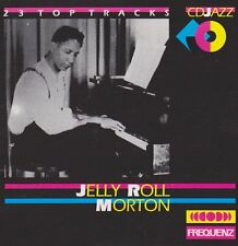 Jelly Roll Morton 23 Top Tracks (Mr. Jelly Lord) 1990 Frequnz CD Album