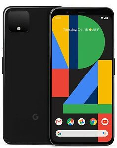 Google Pixel 4 XL - 64GB Black Unlocked