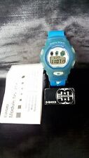 Rare Vintage Mini G-Shock G-Club  Jelly Blue Sky Pegasus Cloth Band Limited