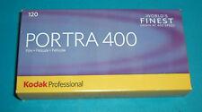 5 Mittelformat Farbfilme -120er-Format - Kodak Portra 400