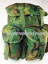 New medium woodland camo alice pack backpack hunting military no frame or straps