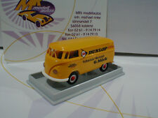 "Brekina 32651 # Volkswagen T1b Kasten in gelb "" Dunlop Reifen "" 1:87   NEU !!"