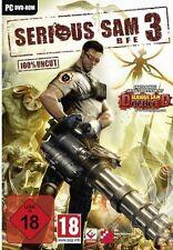 PC juego de ordenador *** Serious Sam 3: BFE *** neu*new*18