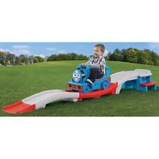 Kids Roller Coaster Ride On Thomas The Train Toy Children Toddler Boy Toy Track