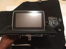 2015-2016 Mazda 3 Navigation GPS Information Screen w/ Bluetooth Module OEM