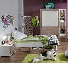 schlafzimmer sets f r jungen und m dchen g nstig kaufen ebay. Black Bedroom Furniture Sets. Home Design Ideas