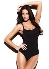 Panache Holly Swimsuit - 30DD - black swimsuit with underwires