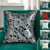 Jacquard Cushion Cover or Filled Cushions Small & Large Cushion Home Sofa Pillow