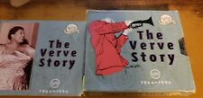 (CD) The Verve Story 1944-1994 - Various / 4 Disc + Booklet / Record Club Issue