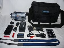 Sony DCR-TRV340 Digital8 Digital 8 HI8 8mm Video8 HI 8 Camcorder Player Camera