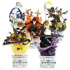 Kingdom Hearts II figure Formation Arts Vol.2 Full set of 5 Disney Square Enix