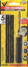 NEW MONKEY GRIP 01028 / M8802 PACK (5)  TUBELESS TIRE PATCH REPAIR KIT 6176564