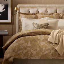 Ralph Lauren Weston Park Attley Paisley FULL/QUEEN Comforter Cotton GOLD $385