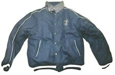 NY Yankees Baseball Men's Reversible Wool /Nylon Jacket Size L New with Tags