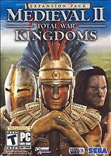 Medieval II Total War: Kingdoms Expansion Pack - PC, Acceptable Windows 2000, Wi