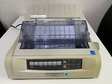 OKI Microline 5520ECO ML 5520 Nadeldrucker Matrixdrucker USB parallel LPT