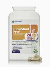 Lumimind Pro+ Premium Natural Nootropic Supplement. 60 Capsules