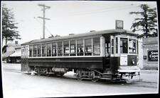 Canada~  VANCOUVER~  B.C. ELECTRIC RAILWAY COMPANY # 295  LINE 14     PHOTO