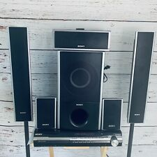 Sony DAV-HDX576WF 5.1 Channel Home Theater System S-AIR Rear Speakers No Remote