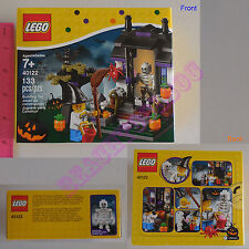 New LEGO 2015 Halloween Trick or Treat Limited Edition 133 Pcs Set 40122 - Gift