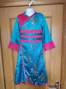 Girls - Chinese fancy dress - Age: 7/8