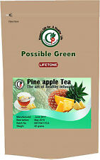 Pineapple tea, Deliciously Detox, The art of healthy infusion, 20 tea bags,40g