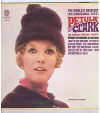 LP PETULA CLARK THE WORLD'S GREATESTS INTERNATIONAL HITS (U.S)