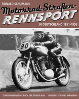 Motorrad-Straßenrennsport 1951-1956 Deutschland Rennsport Oldtimer Fotos Buch