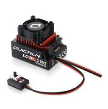 HobbyWing QuicRun 1/10 Brushless Sensored 120A ESC 10BL120 For Car 1:10