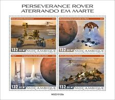 More details for mozambique 2021 mnh space stamps perserverance rover mars landing 4v m/s