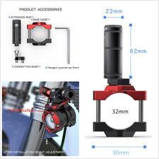 Multifunctional 32mm Motorcycle Headlight Bracket Expansion Lever Aluminum Alloy