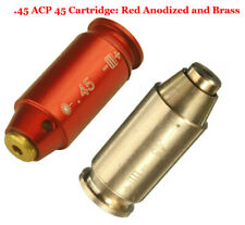 US Sell! .45 ACP 45 Cartridge Laser Bore Sighter Boresighter Aluminum Anodized