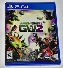 Replacement Case (NO GAME) Plants vs. Zombies Garden Warfare 2 Playstation 4 Box