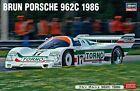 Hasegawa HA20455 1:24 Brun Porsche 962C 1986