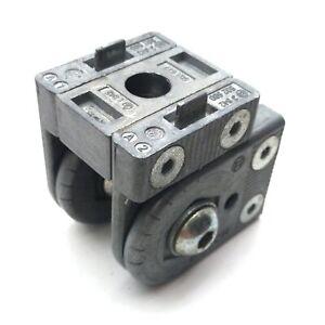 Bosch 3842502680 Aluminum Extrusion Multi-Angle Bracket, 180°, 10mm T-Slot