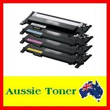4x Toner Cartridge for Samsung 406 CLP360 CLP365 CLP365W CLX3300 CLX3305