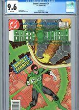 Green Lantern #174 CGC 9.6 White Pages DC Comics 1984