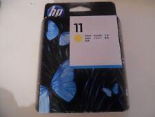 Cartouche d'encre HP 11 - C4838A - Jaune