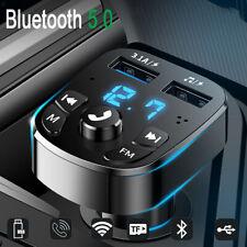 FM Transmitter Auto MP3 Player USB Stick KFZ SD Freisprechanlage Bluetooth 5.0