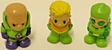Ooshies DC COMICS Toys/ pen toppers X3