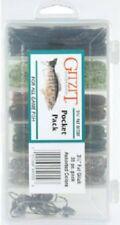 Big Rock, 35 Pack, 3.5 Oz Fat Gitzit Fishing Lure Kit