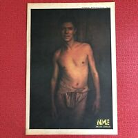 David Bowie '80 A3 Full Page Colour Photo from the NME - Great for Framing