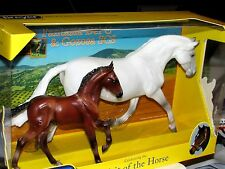 Breyer #1777 Pure Spanish Horses Fantasia Del C & Gozosa Mare & Foal 2017 NIB!